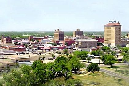 Downtown San Angelo Real Estate